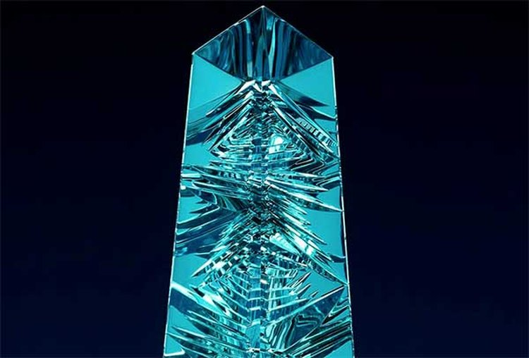 Birthstone Feature: Munsteiner's 'Dom Pedro' Is the World's Largest Faceted Aquamarine